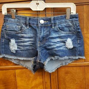 Project Eighteen Blue Denim Jeans Size Medium